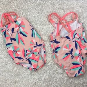 12/18 month Gymboree one piece bathing suit girls